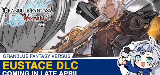 Granblue Fantasy, US, Europe, Japan, release date, trailer, screenshots, XSEED Games, Cygames, update, PlayStation 4, PS4, features, gameplay, update, Granblue Fantasy Versus, DLC, Eustace