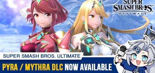 Super Smash Bros. Ultimate, Nintendo, Nintendo Switch, US, Europe, Japan, Asia, gameplay, features, release date, price, trailer, screenshots, updates, DLC, Xenoblade Chronicles 2, Pyra / Mythra, Super Smash Bros.