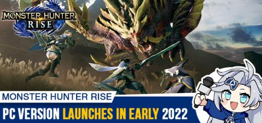 Monster Hunter Rise, Monster Hunter, pre-order, gameplay, features, price, Capcom, trailer, Nintendo Switch, Switch, Japan, PC, update, US, EU