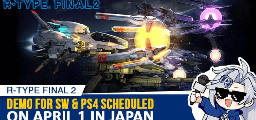 R-Type Final 2, R-Type 2021, PS4, PlayStation 4, West, US, North America, release date, price, pre-order, features, Trailer, Screenshots, Granzella, NIS America, Switch, Nintendo Switch, R-Type Final 2 [Inaugural Flight Edition], Standard Edition, Limited Edition, news, update, Demo, Demo Schedule, Japan