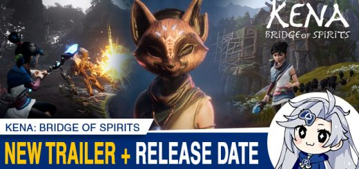 Kena: Bridge of Spirits, Kena Bridge of Spirits, Elmer Lab, PS5, PlayStation 5, US, North America, Europe, Japan, Asia, release date, features, price, screenshots, trailer, pre-order, Release Date, August 24, Launch date, New Gameplay Trailer