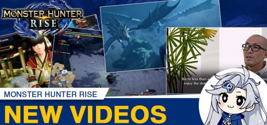 Monster Hunter Rise, Monster Hunter, pre-order, gameplay, features, price, Capcom, trailer, Nintendo Switch, Switch, Japan, US, Japan, Europe, update