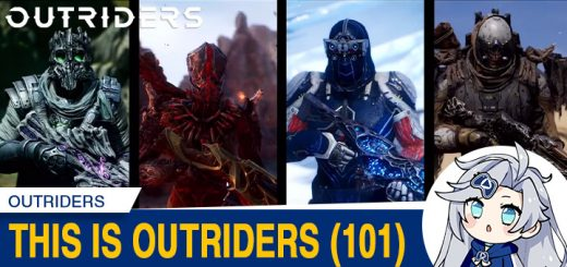 Outriders, People Can Fly, Square Enix, PS5, PS4, PlayStation4, PlayStation5, Xbox One, Xbox Series X, Europe, North America, Price, Pre-order, Trailer, Features, Screenshots, This is Outriders 101, Introduction, New Trailer, Square Enix Presents
