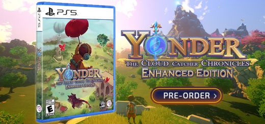 Yonder: The Cloud Catcher Chronicles [Enhanced Edition], Yonder The Cloud Catcher Chronicles Enhanced Edition, Merge Games, Prideful Sloth, PS5, PlayStation 5, US, North America, Europe, release date, features, price, screenshots, trailer, pre-order