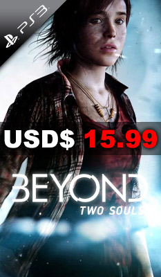 Beyond: Two Souls Sony Computer Entertainment