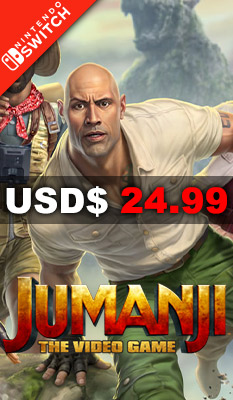 Jumanji: The Video Game Outright Games