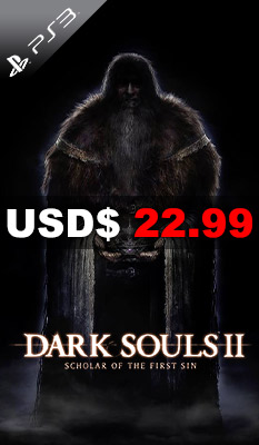 Dark Souls II: Scholar of the First Sin Bandai Namco Games