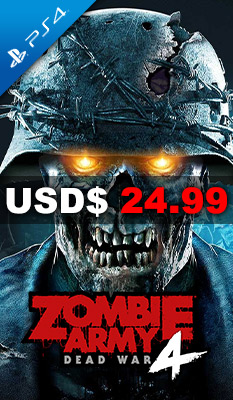 Zombie Army 4: Dead War Game Source Entertainment