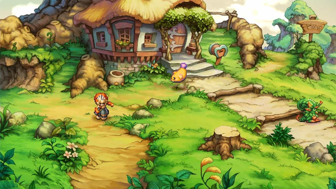 Legend of Mana Remastered (English), Legend of Mana Remaster, Legend of Mana HD, Legend of Mana, PS4, PlayStation 4, Asia, release date, gameplay, price, pre-order now, Square Enix, Physical, Asia English