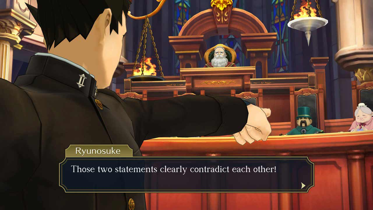 The Great Ace Attorney Chronicles, Nintendo Switch, PlayStation 4, PS4, trailer, announcement, US, Asia, Japan, America, West, Western, Capcom, release date, features, pre-order