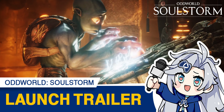 Oddworld Soulstorm, Oddworld: Soulstorm, Odd world: Soulstorm, Oddworld, Soulstorm, Oddworld Inhabitants, PS5, PlayStation 5, Japan, US, North America, Europe, Asia, release date, price, pre-order, Trailer, Screenshots, Launch Trailer