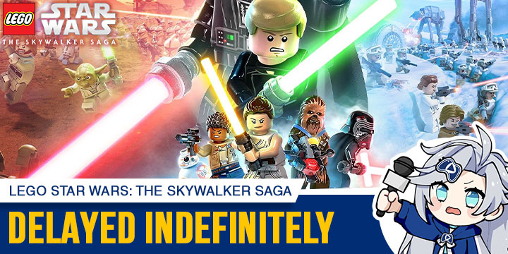 lego star wars game, lego star wars: the skywalker saga, xone, xbox one, switch, nintendo switch, ps4, playstation 4, us, north america, europe, release date, gameplay, features, price, pre-order now, TT Games, warner bros interactive entertainment, PS5, PlayStation 5, delayed, update, news