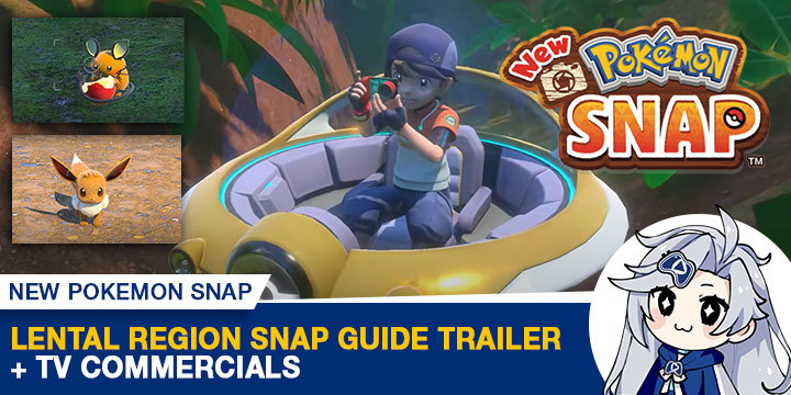 New Pokemon Snap, Pokemon, Nintendo Switch, Switch, US, gameplay, features, release date, price, trailer, screenshots, Nintendo, update, Japan, Europe, Japanese TV commercial