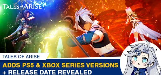 Tales of Arise, PS4, XONE, PlayStation 4, Xbox One, features, trailer, price, pre-order, Bandai Namco, US, North America, Europe, Australia, Asia, Release Date Trailer, Environment Trailer, Release Date Reveal, PS5, Xbox Series