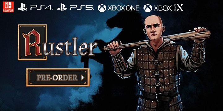 Rustler, PlayStation 4, PlayStation 5, Xbox One, Xbox X Series, Nintendo Switch, PS5™, PS4™, XSX, XONE, Switch, US, Europe, gameplay, features, release date, price, trailer, screenshots