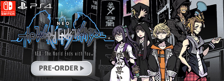 NEO: The World Ends with You, Square Enix, PlayStation 4, Nintendo Switch, PS4, Switch, gameplay, features, release date, price, trailer, screenshots, US, Europe, Japan