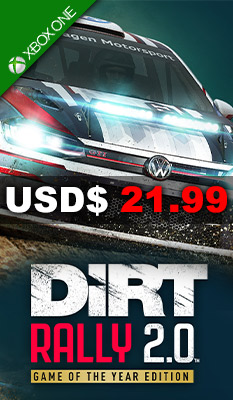 DiRT Rally 2.0 [Game Of The Year Edition] Codemasters