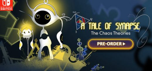 A Tale of Synapse: The Chaos Theories, A Tale of Synapse The Chaos Theories, A Tale of Synapse, The Chaos Theories, Switch, Nintendo Switch, Europe, release date, features, price, pre-order, screenshots, trailer, Souris Lab, Tesura Games
