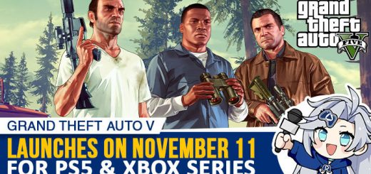 GTA V: Expanded & Enhanced, PS5, PlayStation 5, GTA V, GTA 5, Grand Theft Auto V, US, Europe, Rockstar Games, gameplay, features, release date, price, trailer, screenshots, update