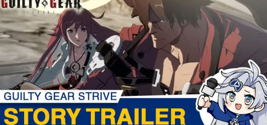 Guilty Gear Strive, Guilty Gear -Strive-, Guilty Gear: Strive, Guilty Gear, PS4, PS5, PlayStation 4, PlayStation 5, US, North America, Japan, Asia, story trailer, Arc System Works, features, release date, price, trailer, update
