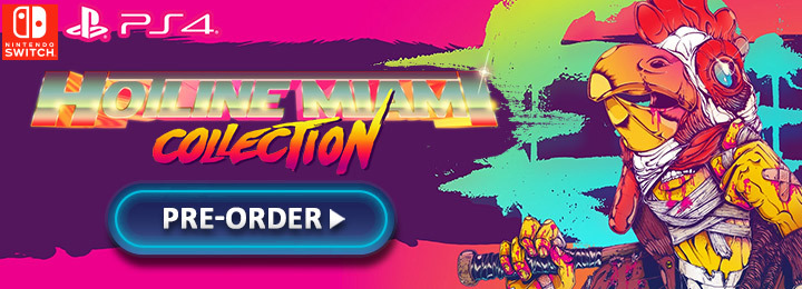Hotline Miami Collection, Nintendo Switch, Switch, Europe, Devolver Digital, gameplay, features, release date, price, trailer, screenshots, US