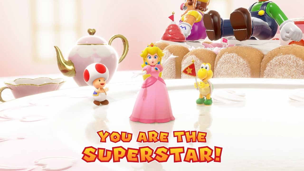 Mario Party Superstars, Mario Party Superstar, Mario Party, Nintendo, Nintendo Switch, Switch, US, North America, release date, trailer, features, screenshots, pre-order now, Europe, Japan, Asia