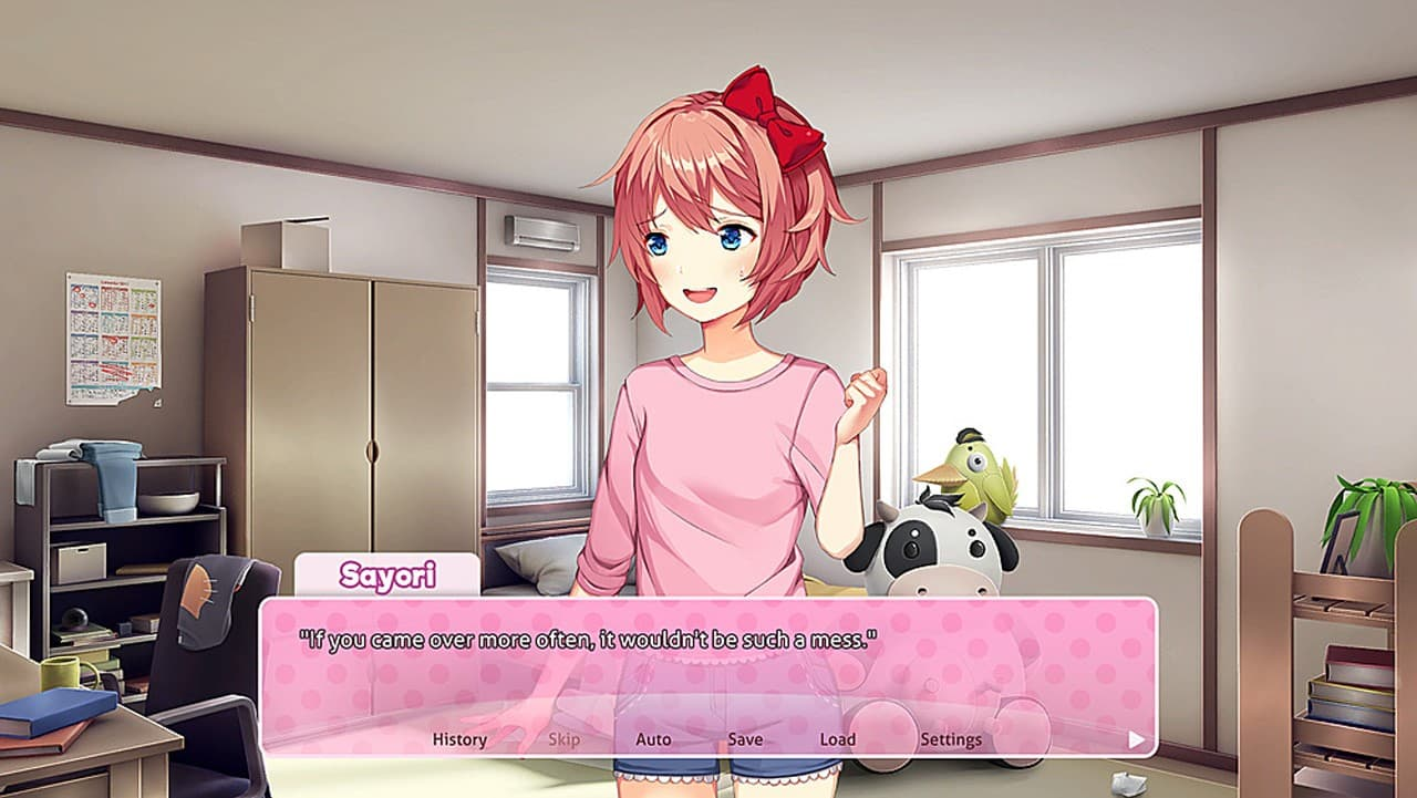 Doki Doki Literature Club Plus! [Premium Edition], Doki Doki Literature Club Plus, Doki Doki, Serenity Forge, Switch, Nintendo Switch, PS4, PS5, PlayStation 4, PlayStation 5, US, North America, release date, features, price, screenshots, trailer, Physical, Doki Doki Literature Club