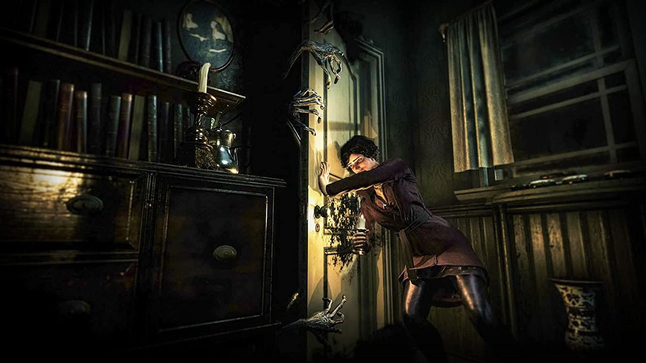 Song of Horror, PS4, EU, Europe, PlayStation 4, Meridiem Games, gameplay, features, release date, price, trailer, screenshots, Song of Horror Deluxe Edition, Physical Release