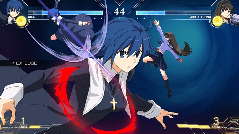 Melty Blood: Type Lumina (English), Melty Blood Type Lumina, Melty Blood, French Bread, PS4, PlayStation 4, Switch, Nintendo Switch, release date, trailer, features, screenshots, pre-order now, Japan