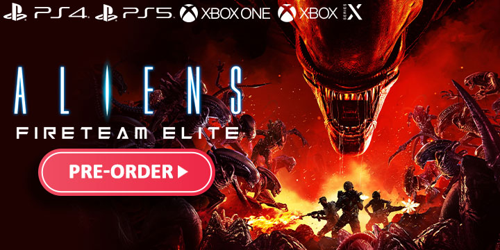 Aliens: Fireteam Elite, Aliens Fireteam Elite, Cold Iron Studios, PS4, PlayStation 4, PS5, PlayStation 5, Xbox One, Xbox Series, XSX, XONE, release date, trailer, features, screenshots, pre-order now, Europe, North America, US, EU