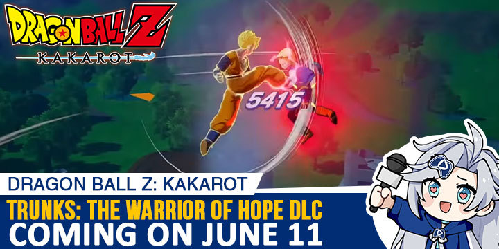 Dragon Ball Z: Kakarot, Dragon Ball, Video Game, Xone, Xbox One, PS4, PlayStation 4, US, North America, EU, Europe, Release Date, Gameplay, Features, price, buy now, Bandai Namco, Cyberconnect2, update, news, DLC, Trunks the Warrior of Hope