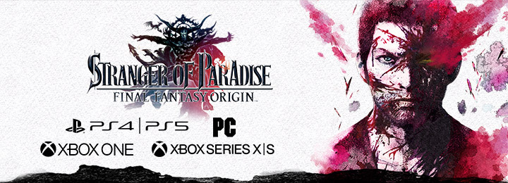 Stranger of Paradise: Final Fantasy Origin, Final Fantasy, Team Ninja, Koei Tecmo, Square Enix, PS4, PS5, Xbox One, Xbox Series, PC, PlayStation 4, PlayStation 5, release date, game overview, synopsis, demo, E3 2021, trailer, screenshots