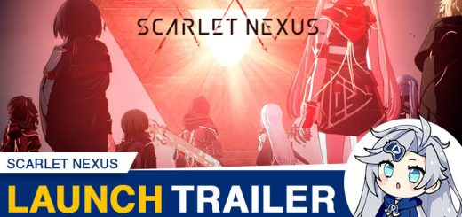 Scarlet Nexus, Bandai Namco, PS4, PlayStation 4, PS5, PlayStation 5, XONE, Xbox One, XSX, Xbox Series X, US, North America, release date, trailer, features, screenshots, pre-order now, Europe, Japan, Asia, News, Update, Launch Trailer, TV Commercial