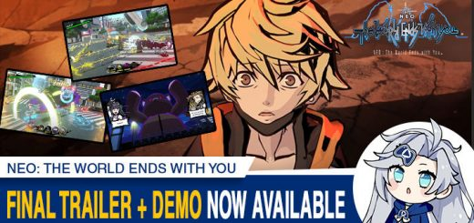 NEO: The World Ends with You, Square Enix, PlayStation 4, Nintendo Switch, PS4, Switch, gameplay, features, release date, price, trailer, screenshots, US, Europe, Japan, update, demo