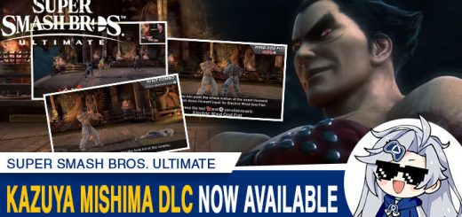 Super Smash Bros. Ultimate, nintendo, nintendo switch, switch, japan, europe, north america, release date, gameplay, features, Byleth DLC Character, Fighters Pass Vol. 2 announcement, price, DLC, Kazuya Mishima, Tekken