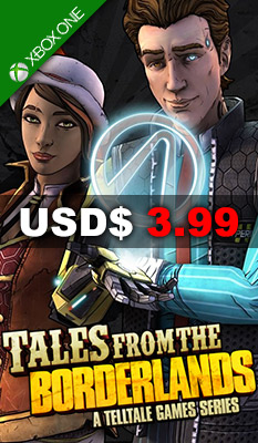 Tales from the Borderlands Complete Season (English) Telltale Games