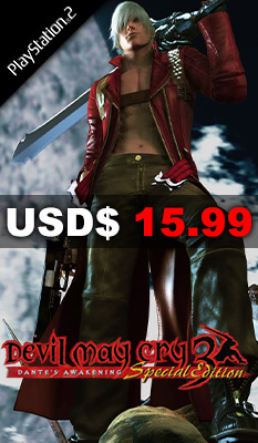 Devil May Cry 3 Special Edition (Greatest Hits) Capcom