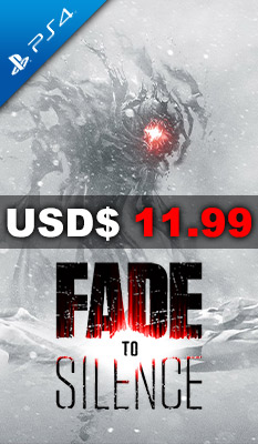 Fade to Silence THQ Nordic