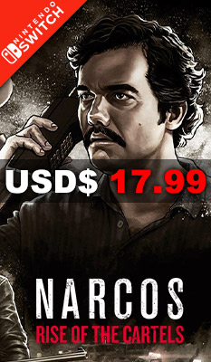 Narcos: Rise of the Cartels Curve Digital