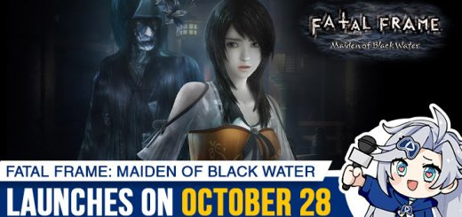 Fatal Frame: Maiden of Black Water (English), Zero: Nurekarasu no Miko, Fatal Frame Maiden of Black Water, Koei Tecmo, Nintendo Switch, Switch, release date, trailer, features, screenshots, pre-order now, Japan, Asia, PS4, PlayStation 4, news, update