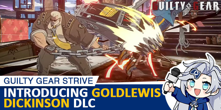 Guilty Gear -Strive-, Guilty Gear: Strive, Miles Morales, Guilty Gear, PS4, PS5, PlayStation 4, PlayStation 5, US, North America, Launch Edition, Arc System Works, features, release date, price, trailer, screenshots, Guilty Gear Strive, update, DLC, Goldlewis Dickinson