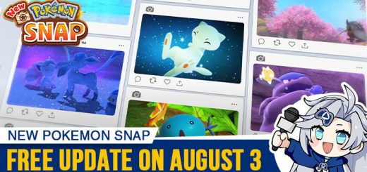 New Pokemon Snap, Pokemon, Nintendo Switch, Switch, US, gameplay, features, release date, price, trailer, screenshots, Nintendo, update, Japan, Europe, Asia, free content