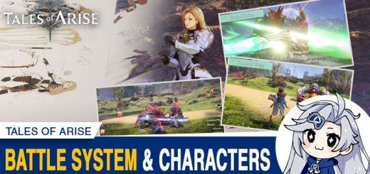 Tales of Arise, PS4, XONE, PlayStation 4, Xbox One, features, trailer, price, pre-order, Bandai Namco, US, North America, Europe, Australia, Asia, Developers Diary, Developers Message, Battle System, Characters, update