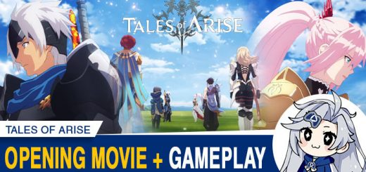 Tales of Arise, PS4, XONE, PlayStation 4, Xbox One, features, trailer, price, pre-order, Bandai Namco, US, North America, Europe, Australia, Asia, PlayStation 5, PS5, XSX, Xbox Series X, update, opening animation