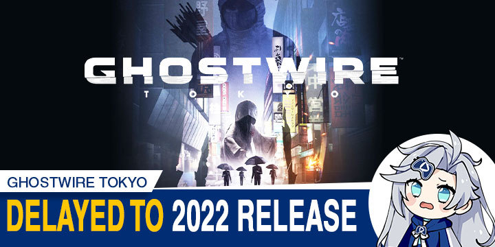 Ghostwire Tokyo, PlayStation 5, PS5, US, Europe, Japan, Asia, Bethesda, Bethesda Softworks, gameplay, features, release date, price, trailer, screenshots, update, delayed
