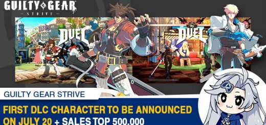 Guilty Gear -Strive-, Guilty Gear: Strive, Miles Morales, Guilty Gear, PS4, PS5, PlayStation 4, PlayStation 5, US, North America, Launch Edition, Arc System Works, features, release date, price, trailer, screenshots, Guilty Gear Strive, update, DLC, sales