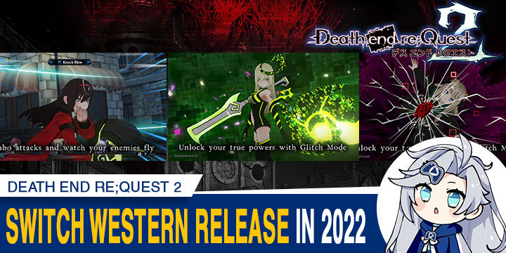 Death end re;Quest 2, Death end re;Quest, Death end Request 2, Death end re Quest 2, PlayStation 4, PS4, Japan, Compile Heart, gameplay, features, release date, trailer, screenshots, Western release, West, US, Europe, Nintendo Switch, Switch
