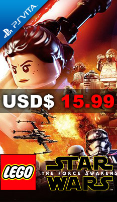 LEGO Star Wars: The Force Awakens (English) Warner Home Video Games