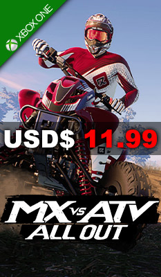 MX vs. ATV All Out  THQ Nordic