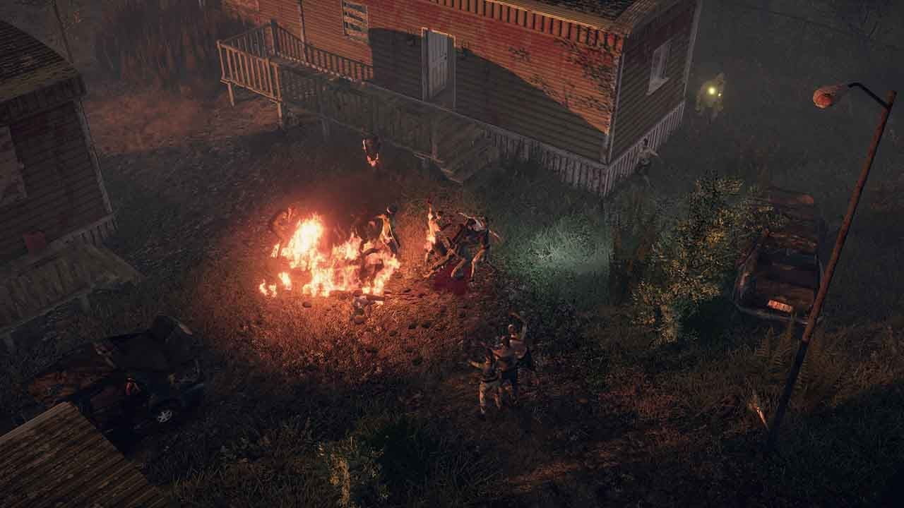 The Last Stand: Aftermath, The Last Stand Aftermath, Switch, Nintendo Switch, PS4, PS5, PlayStation 4, PlayStation 5, features, trailer, price, pre-order, Merge Games, Con Artist Games, Armor Games Studios, US, North America, Europe, screenshot